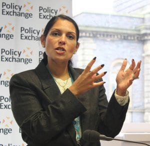 Priti Patel and the mine field of being a maverick