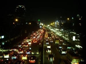 Traffic – a massive problem for some but a brilliant opportunity for one innovative company