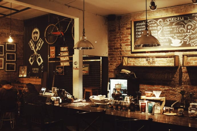Creating a memorable coffee shop experience